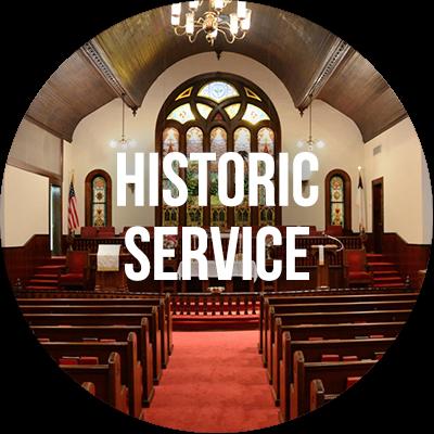 historic service